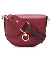Tila March Мини-сумка Françoise - Красный