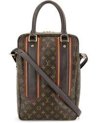 Louis Vuitton Портфель 2007-го Года - Коричневый