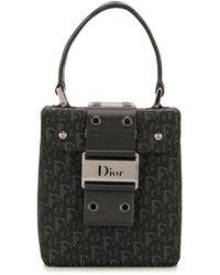 Dior Косметичка Street Chic С Узором Trotter - Черный