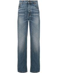 Kent & Curwen Jeans mit geradem Bein - Blau