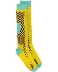 Asics - Calcetines con diseño colour block - Lyst