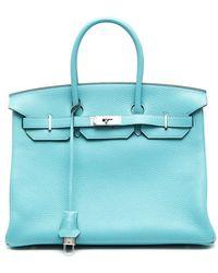 Hermès - Сумка-тоут Birkin 35 2015-го Года - Lyst