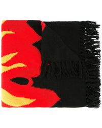 Kolor - Cashmere Printed Scarf - Lyst