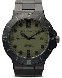 Bamford Watch Department - Bamford Customised Bulgari Diagono Pro/scuba Watch - Lyst