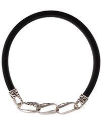 John Hardy 'Asli Classic Chain' Armband - Schwarz
