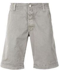 knee-length slim-fit shorts - Green Jacob Cohen 1BoPAOI