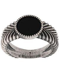 Emanuele Bicocchi - Textured Ring - Lyst