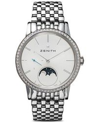 Zenith - Elite Lady Moonphase 33mm - Lyst