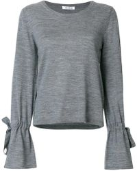 P.A.R.O.S.H. - Drawstring Cuff Sweater - Lyst