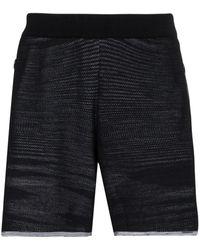 adidas X Missoni 'Saturday' Joggingshorts - Schwarz