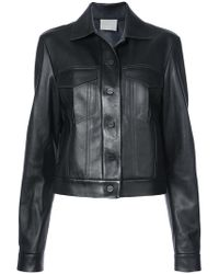 Dion Lee - Buttoned Jacket - Lyst