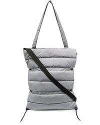 Craig Green Padded Design Shoulder Bag - Grey