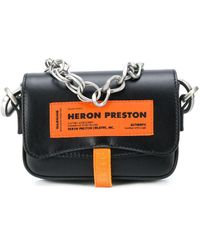 Heron Preston Мини-сумка Canal - Черный
