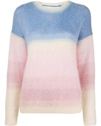 Étoile Isabel Marant カラーブロック セーター - ピンク