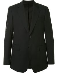 Cerruti 1881 Single Breasted Blazer - Black