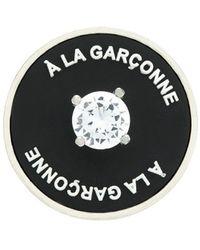 À La Garçonne - X Hector Albertazzi ジルコニア リング - Lyst