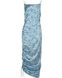 Cinq À Sept Sapir ドレス - ブルー