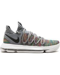 Nike Zoom Kd10 Trainers - Gray