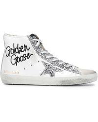 Golden Goose Deluxe Brand Francy ハイカット スニーカー - ホワイト