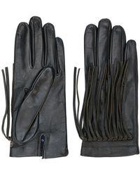 Gala - Fringed Gloves - Lyst