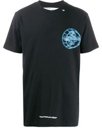 Off-White c/o Virgil Abloh - Rationalism Tシャツ - Lyst