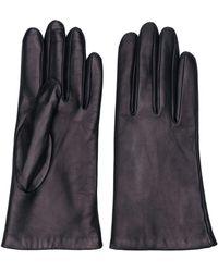 P.A.R.O.S.H. Wrist-length Gloves - Blue