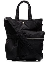 Sacai ポケット ハンドバッグ - ブラック