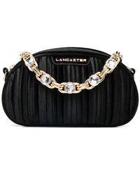 Lancaster Crystal-embellished Tote Bag - Black