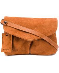 Marsèll Faded-logo Crossbody Bag - Multicolour