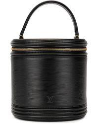 Louis Vuitton Cannes Make-up Tas - Zwart