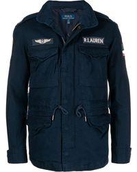 Polo Ralph Lauren Lightweight Jacket - Blue