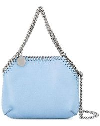 Stella McCartney - Мини-сумка Falabella - Lyst