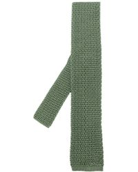 Tom Ford - Crochet Square Edge Tie - Lyst