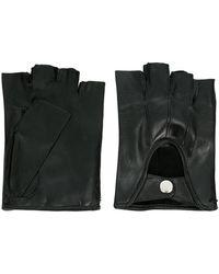 Ann Demeulemeester - Fingerless Joris Gloves - Lyst