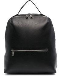 Calvin Klein Vierkante Rugzak - Zwart