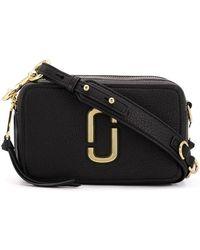 Marc Jacobs The Softshot 21 Camera Bag - Black