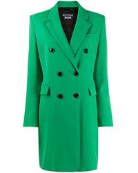 Boutique Moschino - ダブルブレスト ドレス - Lyst