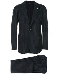 Tombolini - Pinstriped Suit - Lyst
