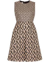 Gucci - Gランバス ノースリーブドレス - Lyst