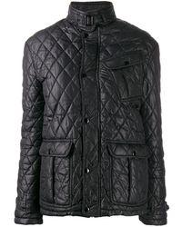 Louis Vuitton 2000's キルティング ジャケット - ブラック