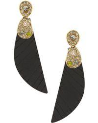 Camila Klein - Long Tucan Earrings - Lyst