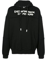 Haculla - Eyes In The Back Of My Head パーカー - Lyst