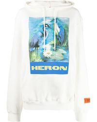 Heron Preston ロゴ パーカー - マルチカラー