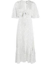 Alexis Kasany ドレス - ホワイト