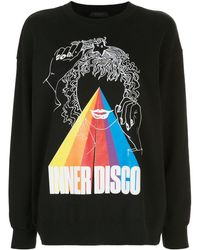 Undercover Inner Disco スウェットシャツ - ブラック