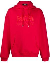 MCM ロゴ パーカー - マルチカラー