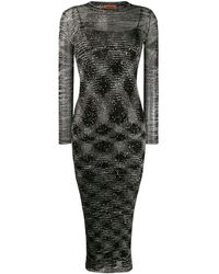 Missoni Sequin Embellished Dress - Black