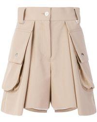 Sacai - Side Pocket Shorts - Lyst