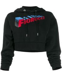 Fiorucci Super パーカー - ブラック