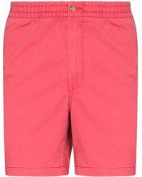 Polo Ralph Lauren 'Prepster' Shorts - Rot